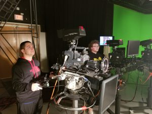 WLU-TV14 airs new weekly cooking competition