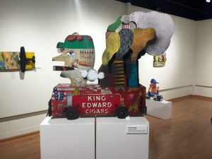 'The Toy Show' opens in Nutting Gallery