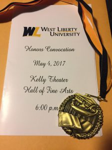 WLU Honors Convocation acknowledges student achievement