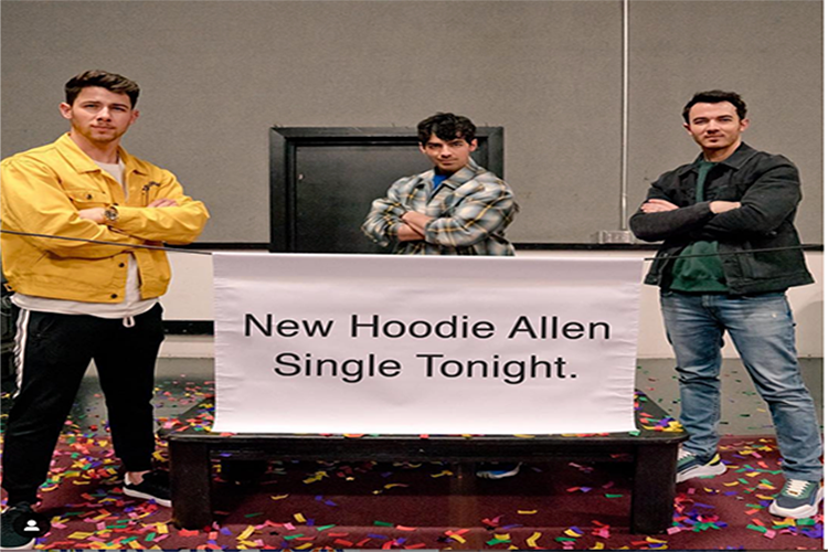 Hoodie Allen delivers with promising new single
