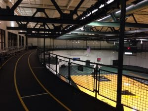 New WLU on-campus track in the works