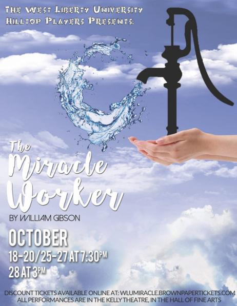 Hilltop Players kick off new season tonight with 'The Miracle Worker'