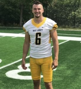 Senior WLU Quarterback is finishing his legacy