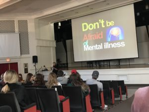 Speak Up and Stop the Stigma—Mental Health Matters