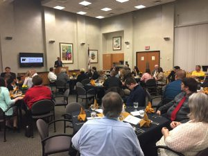WLU College of Business holds Honors Banquet
