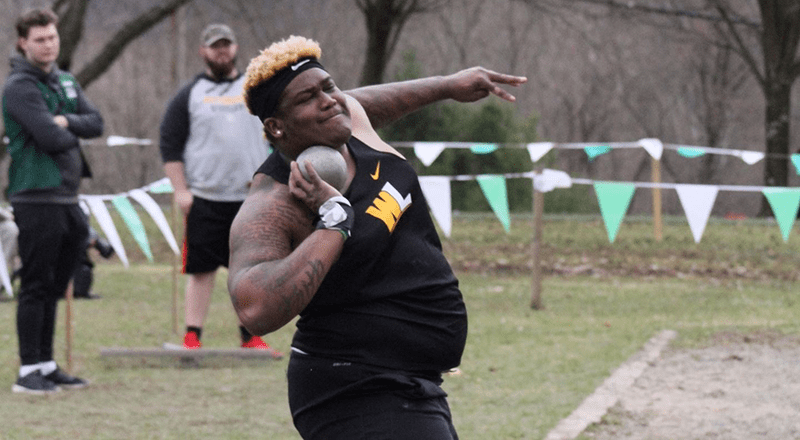 WLU track and field set to compete at Slippery Rock