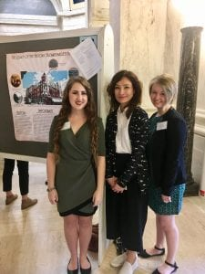 Students represent at Undergraduate Research Day