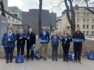 Political Science Students Explore United Nations in Montreal