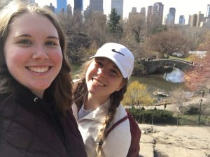 NYC trip gives students a chance to relax, explore