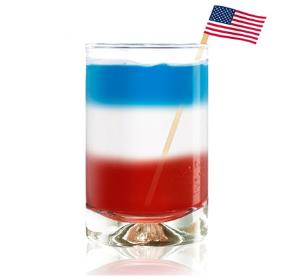 Red-White-and-Blue-Martini