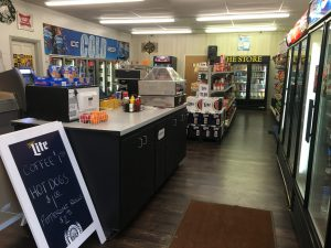 Store reopens in town of West Liberty