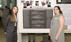 Students represent WLU at Undergraduate Research Day