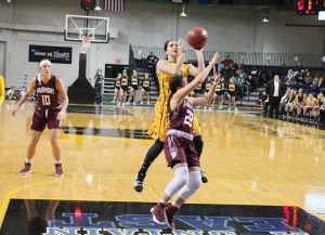 WLU basketball returns to hilltop after break