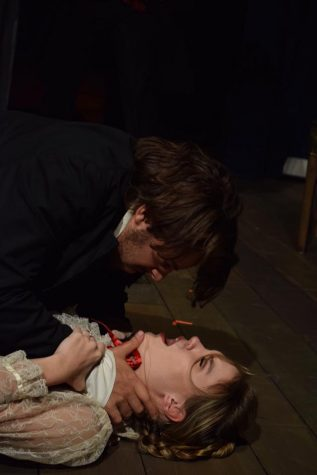 'Poe Master of the Macabre' brings mystery and fear to Kelly Theatre