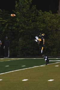 Football returns to the hilltop for Homecoming game