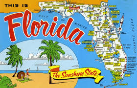 Student from Florida invites visitors to home state
