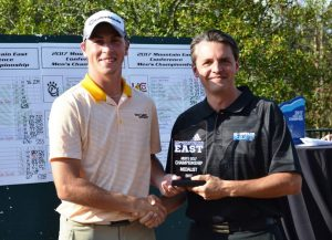 Great play for men's golf at MECTournament