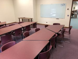 WLU Foundation helps library upgrade classrooms