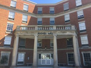 Taking a look at WLU buildings and history
