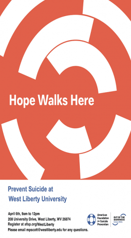 Kappa Phi to hold suicide awareness walk on campus