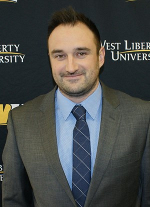 Sean Regan, West Liberty's head coach for men's soccer shares life experiences