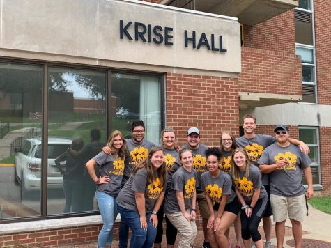 Student housing is searching for resident assistants