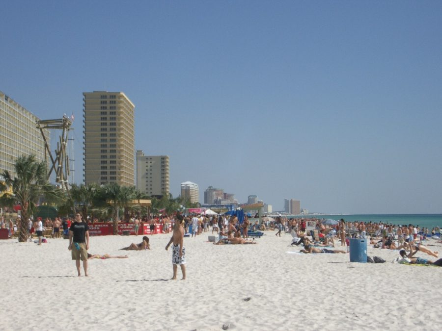 This year crowded beaches won't be the sight for college students as a result of COVID-19.