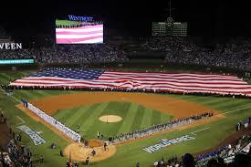 The Major League Baseball World Series