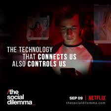 Netflix premiered a special on technology and the affects that it might be having on our lives.