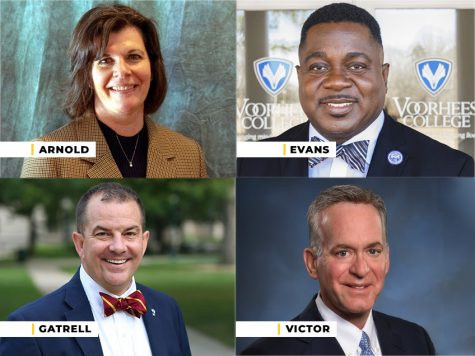 West Liberty University announces four finalists for presidency