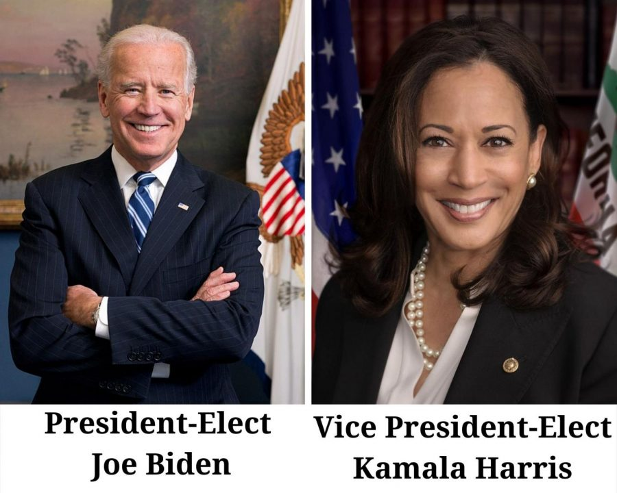 President-Elect Joe Biden wins the US 2020 election against President Donald Trump