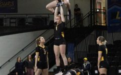 Inside the West Liberty University Acrobatics and Tumbling recruitment process
