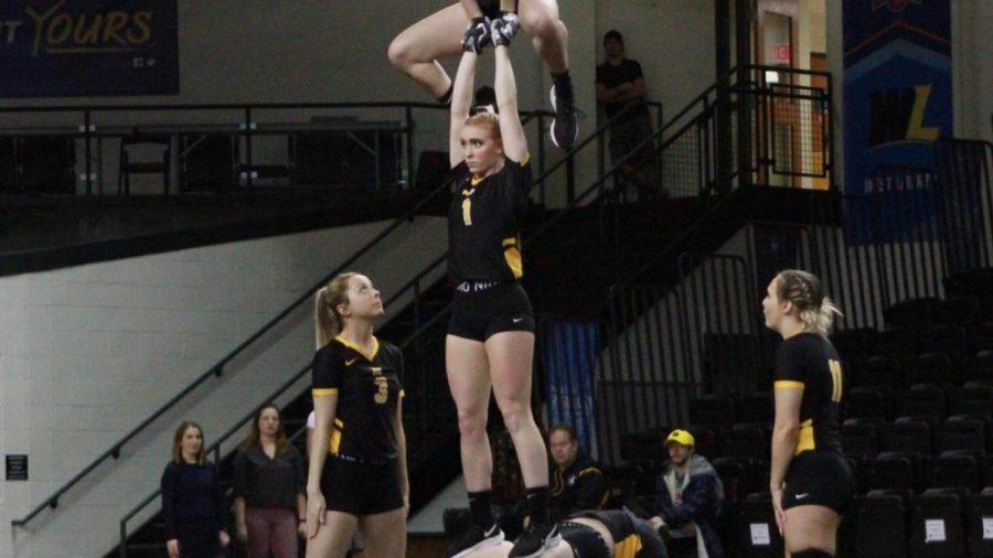 Inside the West Liberty University Acrobatics and Tumbling recruitment process