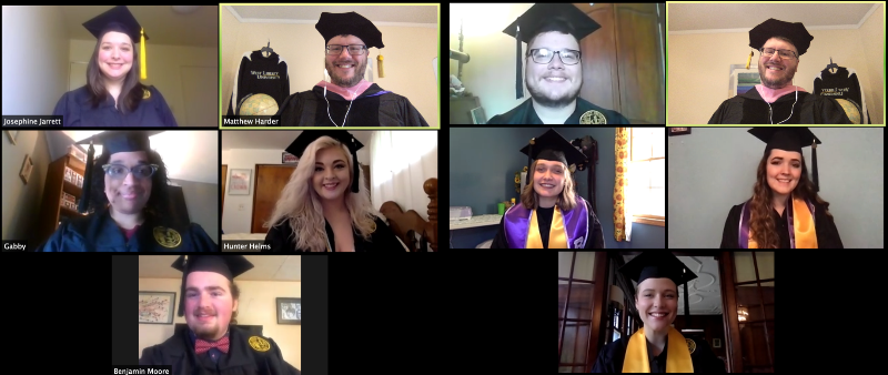 West Liberty University announces a virtual commencement ceremony for all fall 2020 graduates