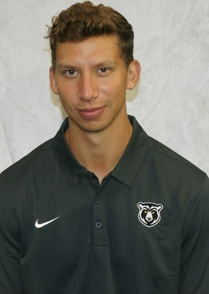 Senior Men's Soccer Profile - Bernardo Vilchis