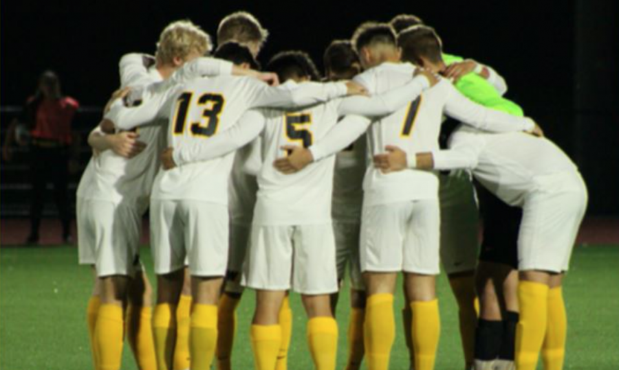 WLU Men's soccer take to the field for the first time in over 400 days this Sunday.