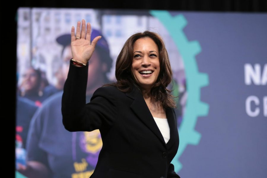 Celebrating many firsts in 2021: Kamala Harris is the first Female, Black, and Asian American Vice President