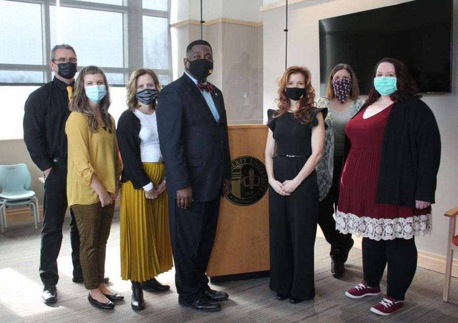 West Liberty adds two new health clinics to the fourth floor of Campbell Hall