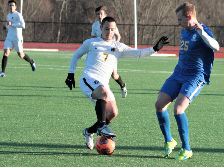 Men's and Women's soccer game recaps