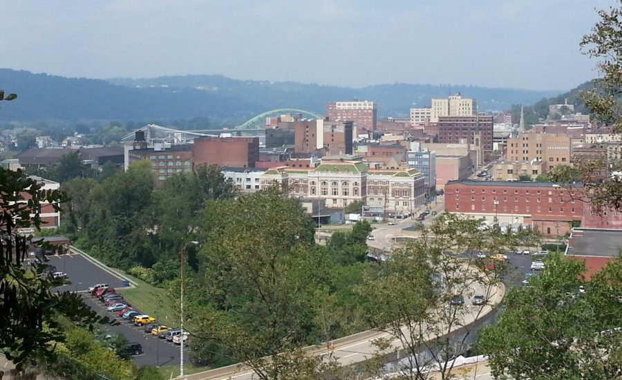Photo of Wheeling, Wv from Chapel Hill