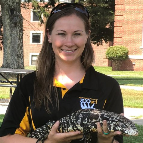 West Liberty welcomes Professor Kinsey Guthrie back to the Hilltop