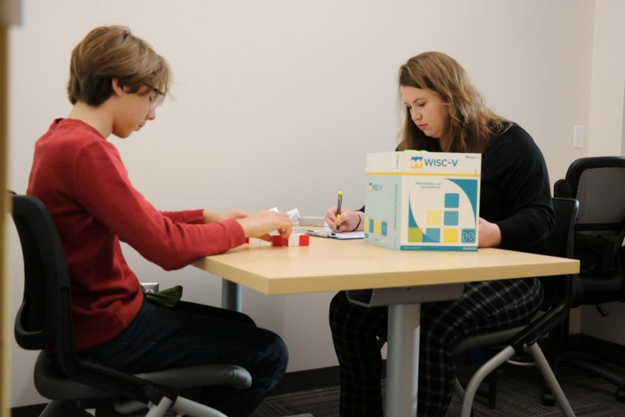 Take a look at WLU's behavioral health clinic services