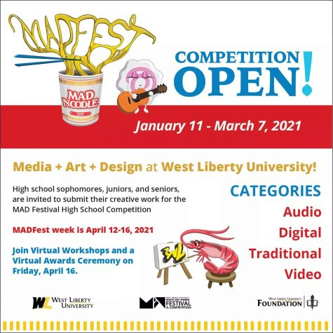 West Liberty's annual MADFest continues accepting applications until March 7