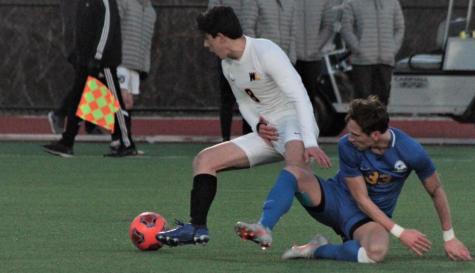 WLU Men's Soccer defeat Concord University 3-0