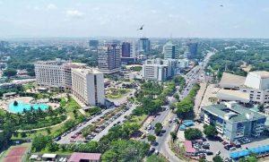 Accra Central, Ghana