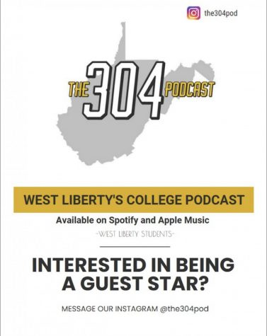 "Review on West Liberty's student run ""The 304 Podcast"""