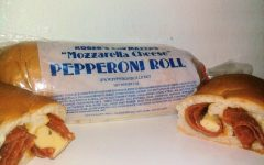 Rogers and Mazza pepperoni roll