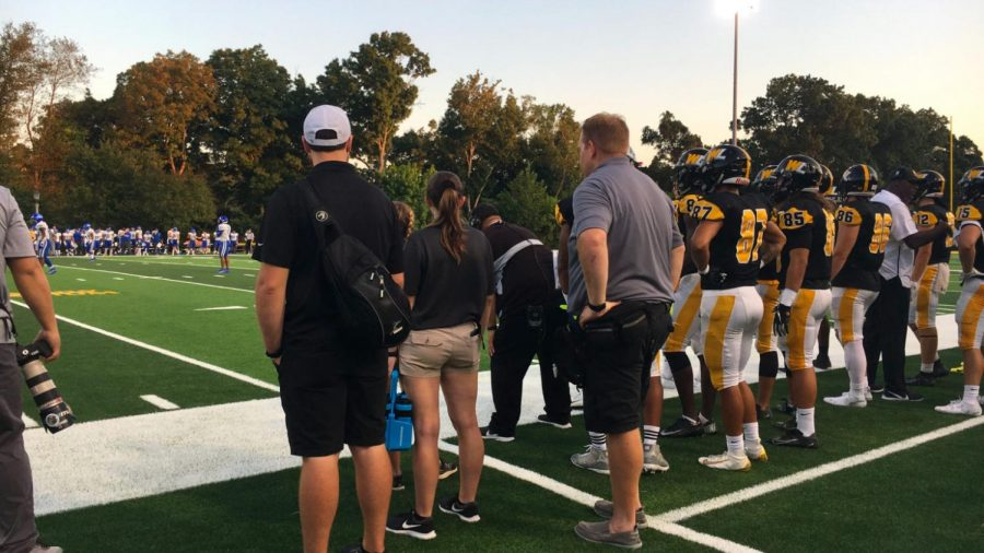 New Athletic Training master's program being offered in fall of 2022
