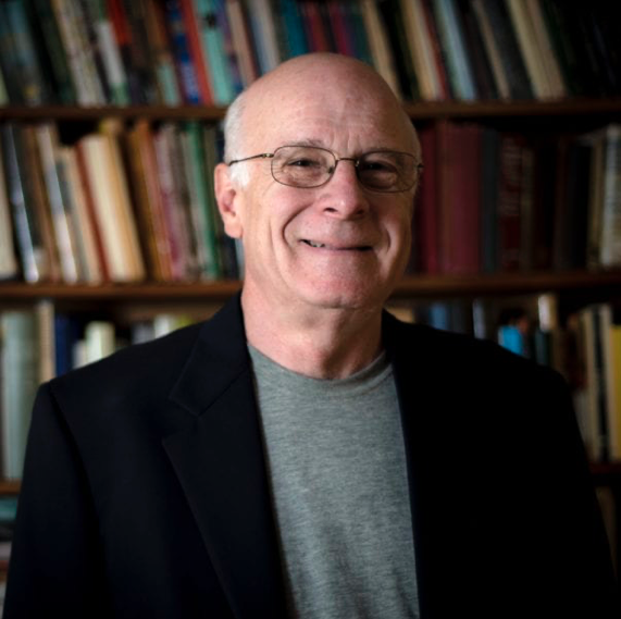 Marc Harshman, one of the published poets