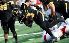 Wheeling University football defeats WLU 42-19